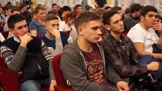 Набор студентов на Факультет военного обучения