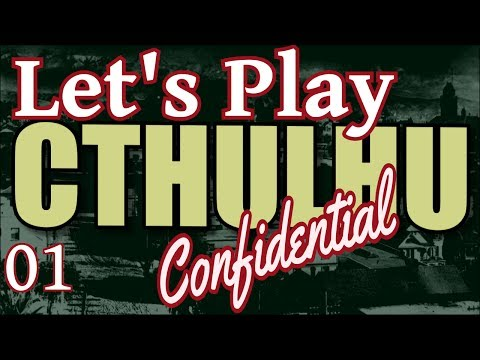 A Dame walks in | Episode: 1. Let's Play Cthulhu Confidential, The Fathomless Sleep