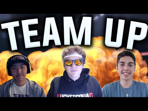NBA 2K15 Team up - THE JOURNEY BEGINS! #1