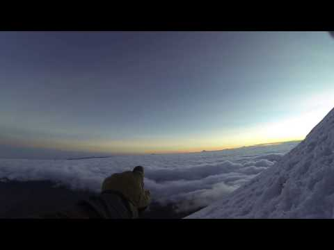 To Touch the Sun - Chimborazo 6310m
