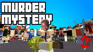ROBLOX MURDER MYSTERY 2| Thefunnigamers