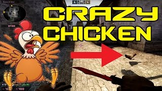 CRAZY CHICKEN (MATCHMAKING #2) Counter - Strike : Global Offensive