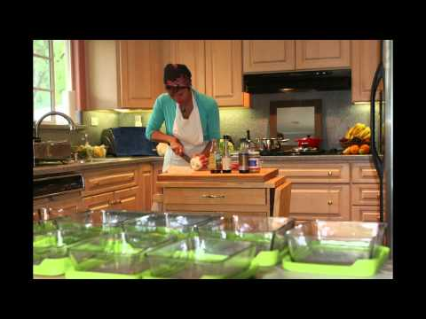 """Wholesome Goodness: """"A day in the Kitchen"""""""