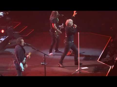 Bon Jovi - Live in St. Paul MN - Xcel Energy Center 2018 (HD)