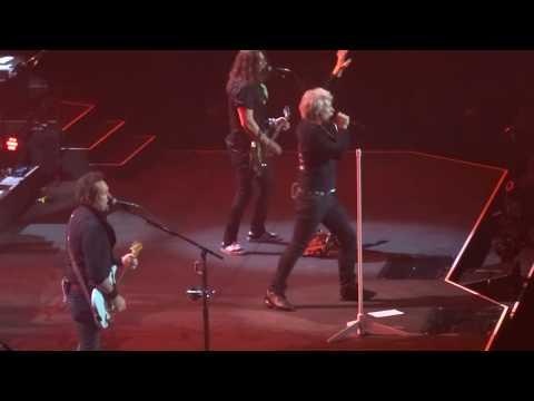 Bon Jovi - Live in St. Paul MN - Xcel Energy Center 2018