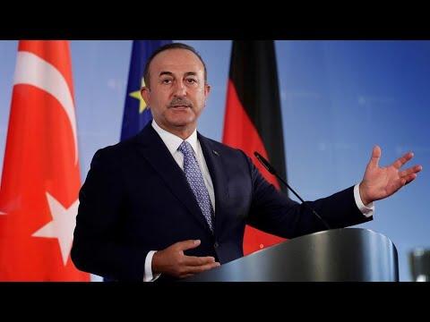 وزير الخارجية التركي يطالب باريس بالاعتذار  - نشر قبل 29 دقيقة