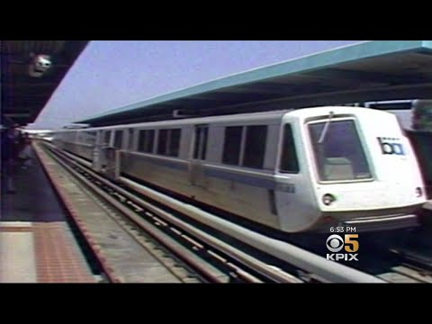 KPIX At 70: A Look Back At The Sometimes Troubled History Of BART In The Bay Area