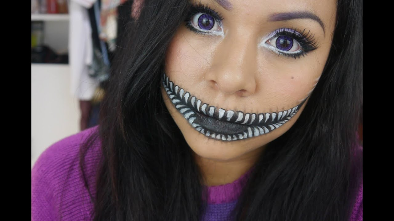 tutorial de maquillaje halloween monstuo kawaii juancarlos youtube