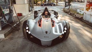 Driving The Crazy BAC Mono!! Race Car For The Road!