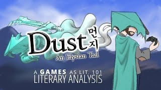 Games as Lit. 101 - Literary Analysis: Dust An Elysian Tail