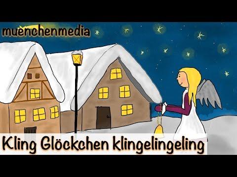 Jingle bell klingelingeling - Christmas German | Children's songs German - muenchen media