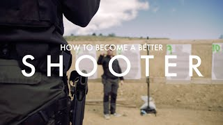 HOW TO BECOME A BETTER SHOOTER | Pistol/Carbine Course