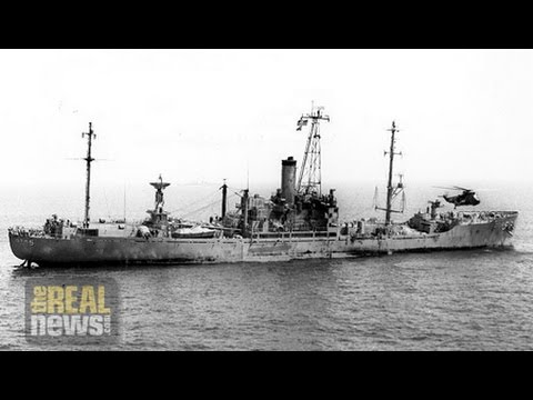 Survivor Of Israeli Attack On USS Liberty: It Could Not Have Been A Mistake