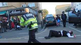 Irish Garda Síochána Vs Metropolitan Police Prank