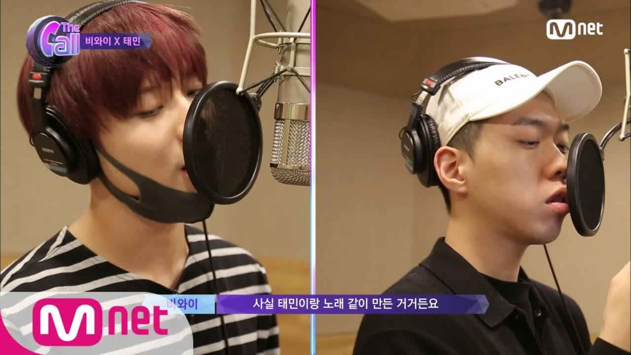 "Taemin: ""Pinocchio"" w/ BewhY for Mnet's ""The Call"" – SHINee USA"