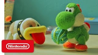 Download Poochy & Yoshi's Woolly World – Go Fetch! Mp3 and Videos