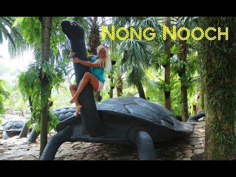 Nong Nooch Tropical Garden. PATTAYA. THAILAND || ШИКАРНЫЙ Тропический Парк НОНГ НУЧ. Паттайя