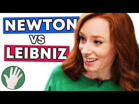 Newton vs Leibniz (feat. Hannah Fry) - Objectivity #190