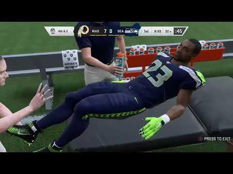 2024 Week 1 Redskins Vs Seahawks