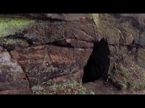 Cave Dig Part1. Before  Digging