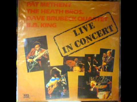 MOVE TO THE GROVE - THE HEAT BROTHERS & PAT METHENY