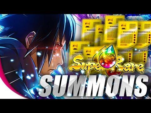I'M going CRAZY!?...again. (SASUKE SUMMONS! 2ND ANNIVERSARY) Naruto Ultimate Ninja Blazing