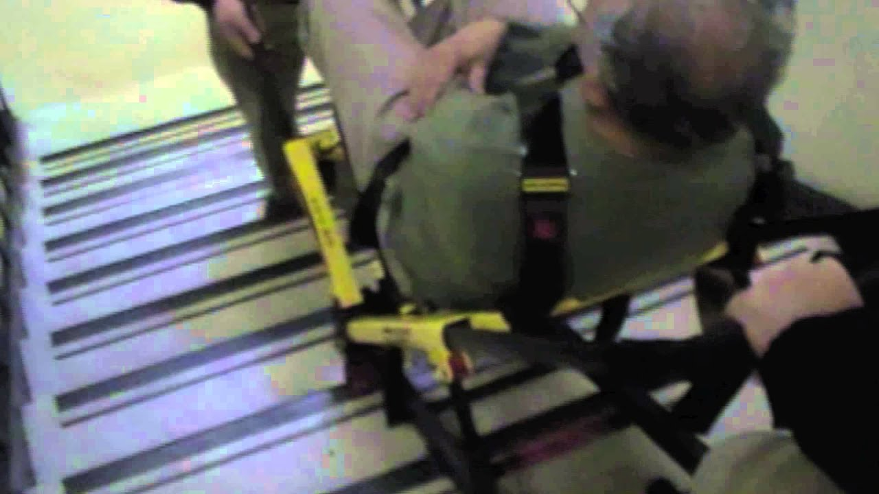 Building Deputy Stryker Chair Training Part 1