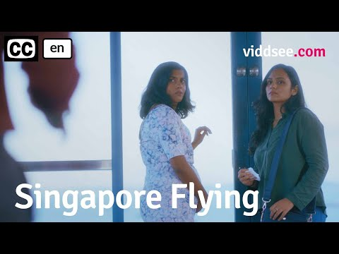 Singapore Flying - Short Film Drama // Project RED By Viddsee