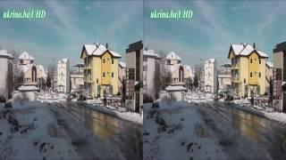 derventa 2017 prvi snijeg 4k3d