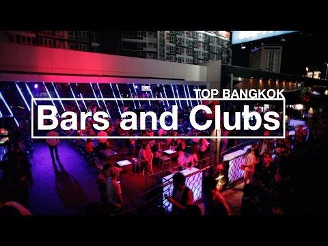Top Bangkok Bars and Clubs