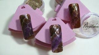 видео магазин для дизайна ногтей