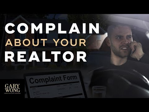 Where To Go To Complain About Your Realtor
