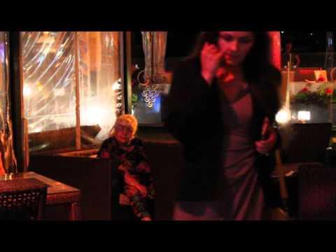 Mr karaoke @ Terrace Riga   Борис