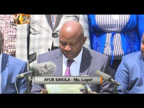 Musalia Mudavadi's party threatens to discipline errant members