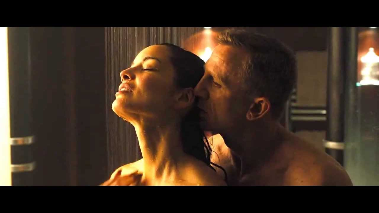 You are james bond sex scene video