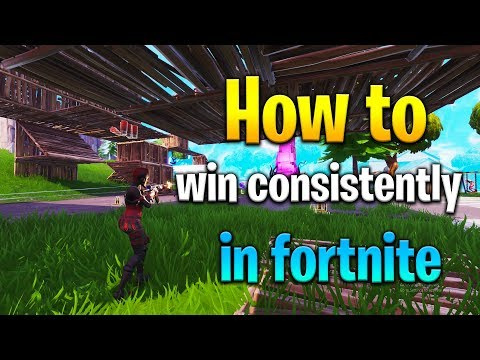 How to WIN CONSISTENTLY in Fortnite! How to win in Fortnite! Fortnite tips! Fortnite tips and tricks