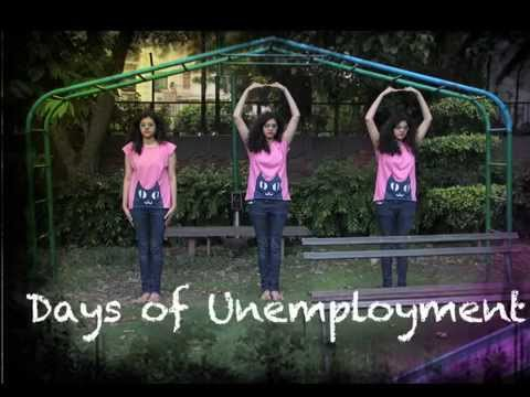 100 days of unemployment