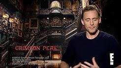 Why Tom Hiddleston Got Naked for Crimson Peak  - E! Online