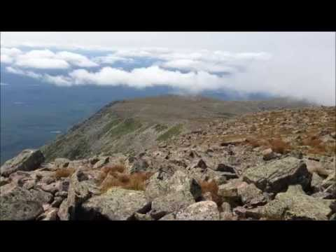 Mount Katahdin - Hunt Trail. August 29th, 2015