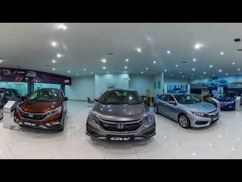 Alghanim Kuwait –  Honda Cars Showroom Shuwaikh