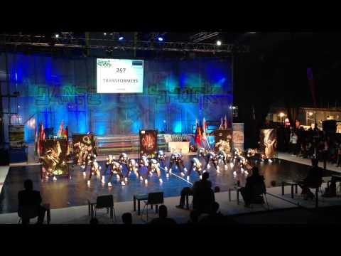 Street Dance Show World Championships 2013 ''Transformers''