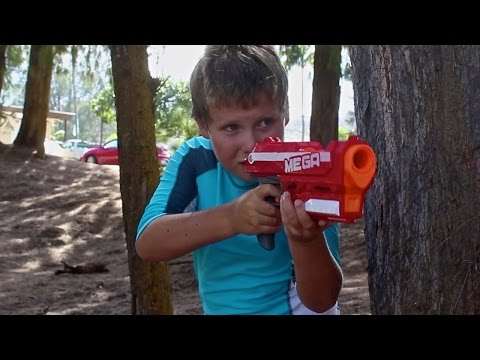 Thumbnail: Nerf War: Boy vs Girl