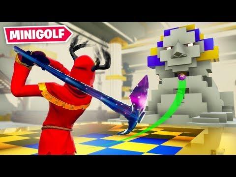 *NEW* MINIGOLF In Fortnite!