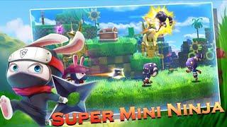 Super ninja : Magic Adventure Android Gameplay