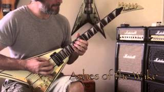 Lamb of God - Ashes of the Wake Guitar Cover
