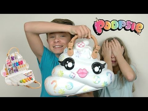 Mega Poopsie Slime ça Tourne Mal Youtube