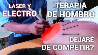 Terapia y Ejercicios para mi LESION de Hombro I Ismael Martinez