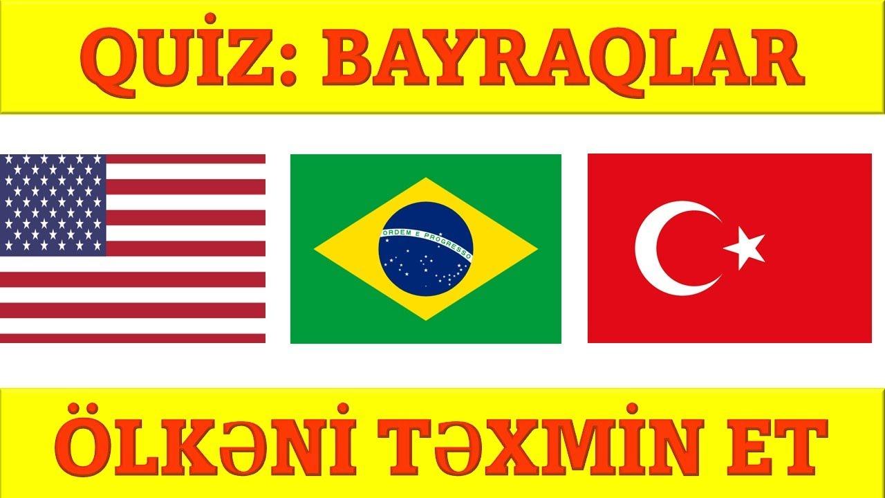 Download Bayraqlar Hansı Ölkələrə Məxsusdur? Bayraq Quizi