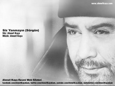 Grup Seyran - Siz Yanmayin (Sürgün) / Ahmet kaya /  ÖzlemProduction®