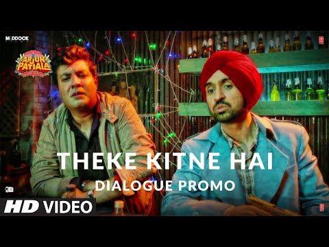 Arjun Patiala   Theke Kitne Hai   Starring Diljith Dosanth and Kriti Sanon